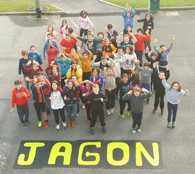 VIDEO JAGON 2. TXANDA. LH6B y D